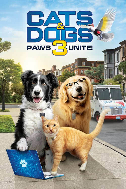 Como perros y gatos 3: Patas unidas 2020 [Latino – Ingles] MEDIAFIRE
