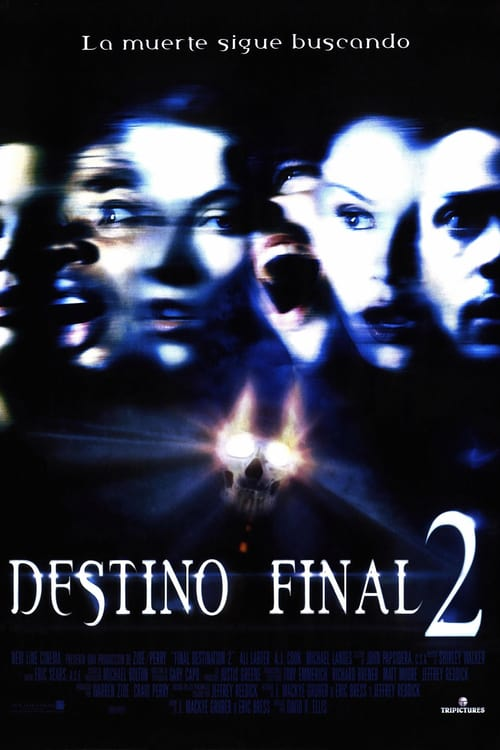 Destino final 2 ´2003´ [Latino – Ingles] MEDIAFIRE