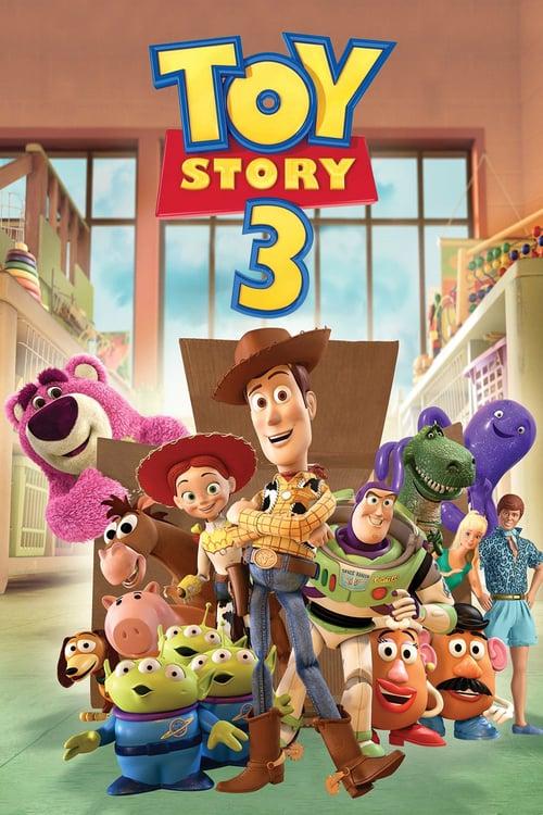 Toy Story 3 ´2010´ [Latino – Ingles] MEDIAFIRE