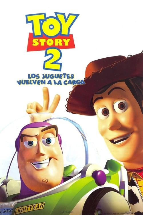 Toy Story 2 ´1999´ [Latino – Ingles] MEDIAFIRE