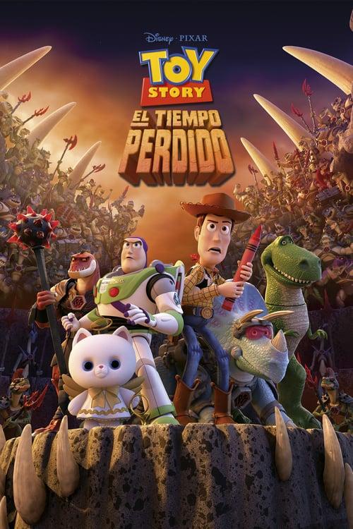 Toy Story: Olvidados en el Tiempo 2014 [Latino – Ingles] MEDIAFIRE