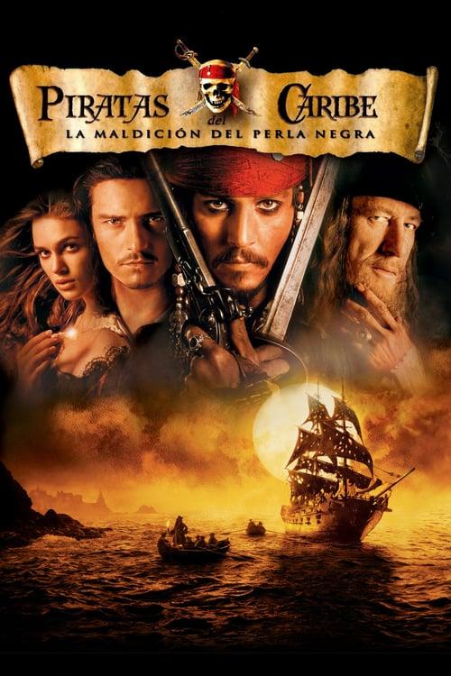 Piratas del Caribe: La Maldición de la Perla Negra 2003 [Latino – Ingles] MEDIAFIRE