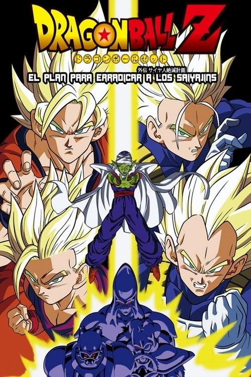 Dragon Ball Z: El plan para erradicar a los Saiyajins (remake) 2010 [Latino – Japones] MEDIAFIRE