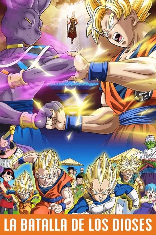 Dragon Ball Z: La Batalla de los Dioses 2013 [Latino – Japones] MEDIAFIRE