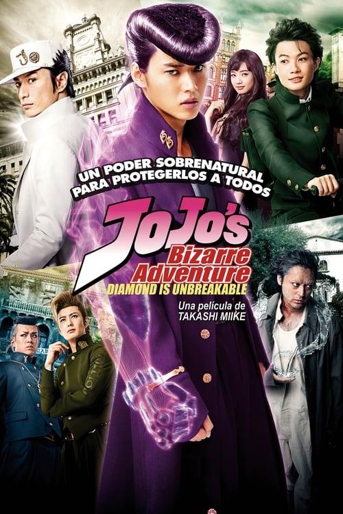 Jojo's Bizarre Adventure: Diamond is Unbreakable 2017 [Castellano – Japones] MEDIAFIRE