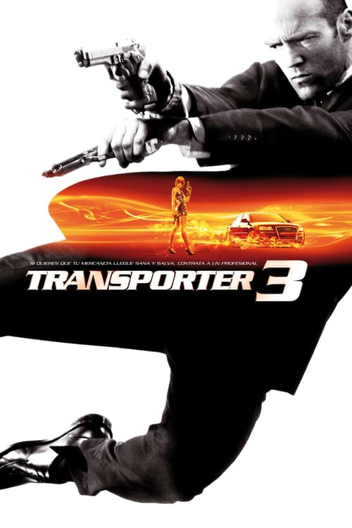 El Transportador 3 ´2008´ [Latino – Ingles] MEDIAFIRE