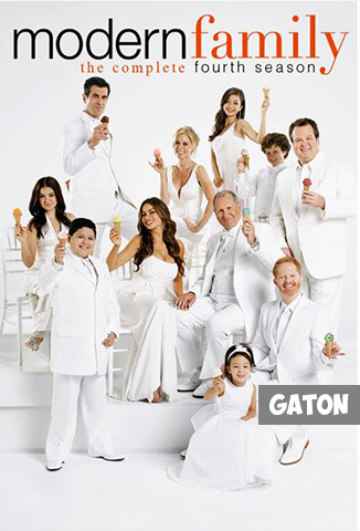 Modern Family TEMPORADA 4 [Latino – Ingles] MEDIAFIRE