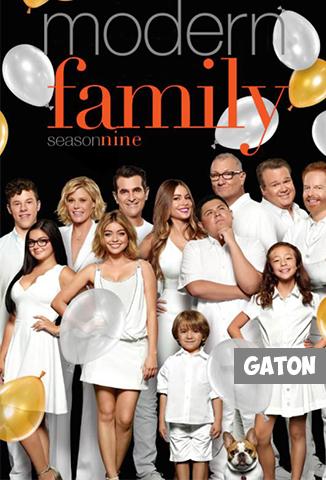 Modern Family TEMPORADA 9 [Latino – Ingles] MEDIAFIRE