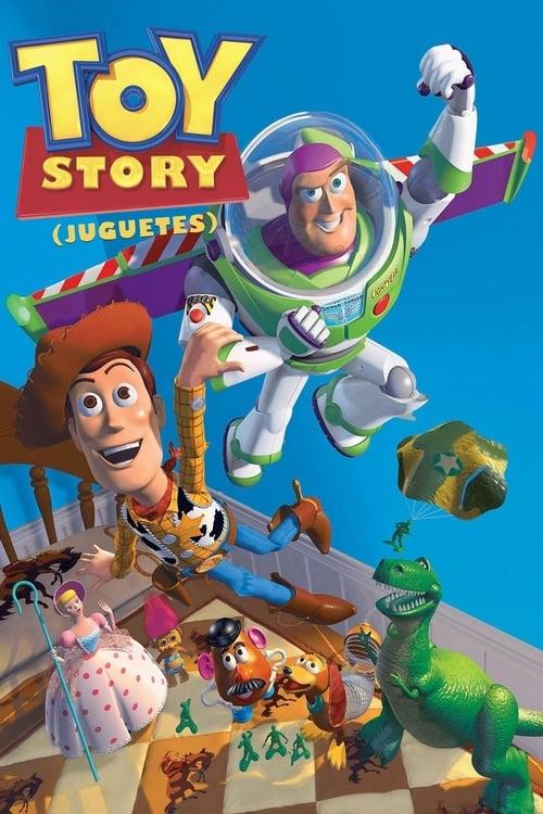 Toy Story 1995 [Latino – Ingles] MEDIAFIRE