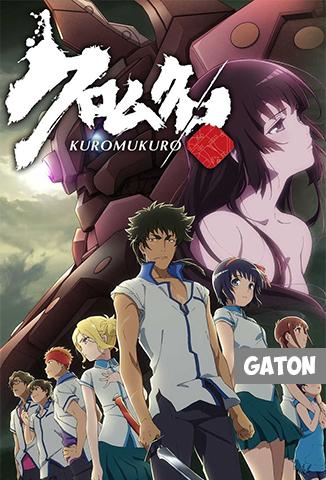 Kuromukuro TEMPORADA 1 [Latino – Japones] MEDIAFIRE