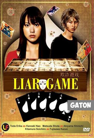 Liar Game TEMPORADA 1 [Sub Español] MEDIAFIRE