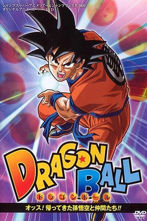Dragon Ball Z Goku y sus amigos regresan 2008 [Latino – Japones] MEDIAFIRE