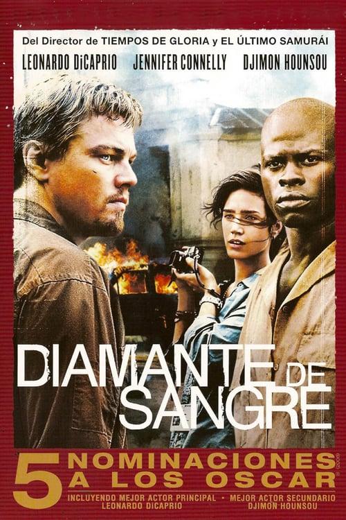 Diamante de sangre 2006 [Latino – Ingles] MEDIAFIRE