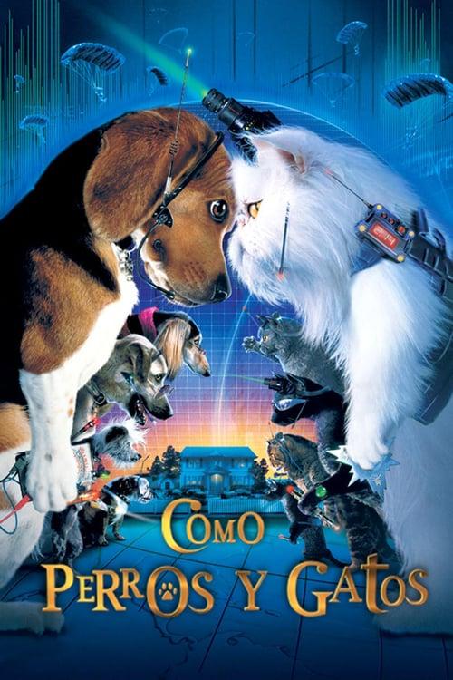 Como perros y gatos 2001 [Latino – Ingles] MEDIAFIRE