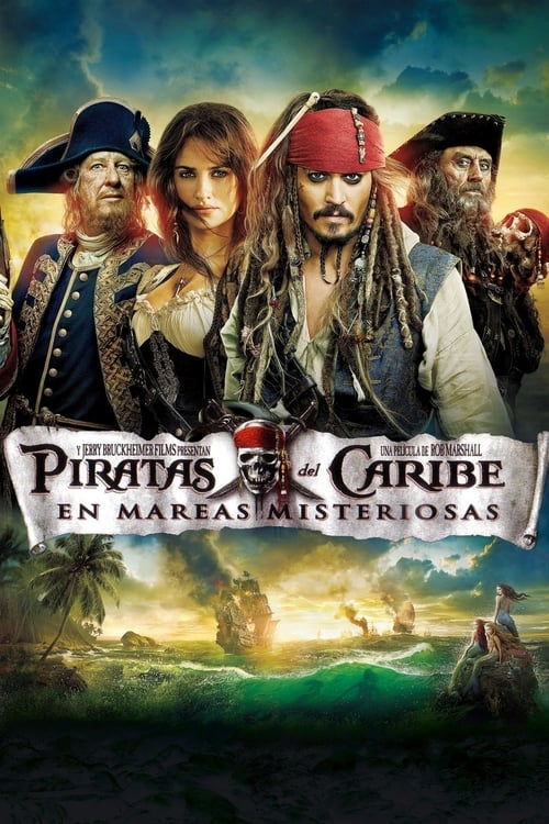 Piratas del Caribe 4: Navegando en Aguas Misteriosas 2011 [Latino – Ingles] MEDIAFIRE