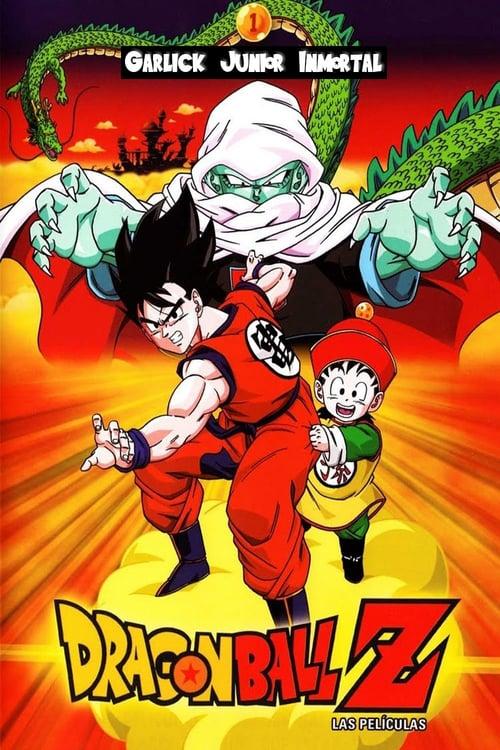 Dragon Ball Z: Devuélvanme a mi Gohan 1989 [Latino – Japones – Ingles] MEDIAFIRE