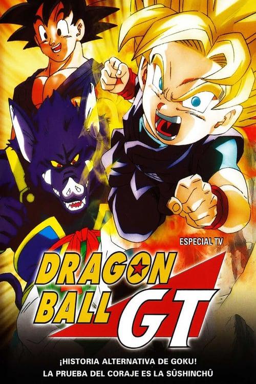 Dragon Ball GT: 100 Años Después 1997 [Latino – Japones] MEDIAFIRE