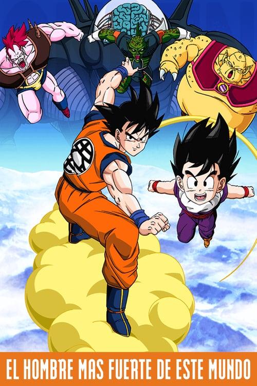 Dragon Ball Z: El Hombre más Fuerte de este Mundo 1990 [Latino – Japones – Ingles] MEDIAFIRE