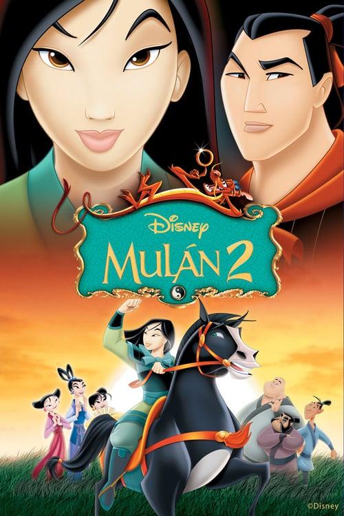 Mulan 2 ´2004´ [Latino – Ingles] MEDIAFIRE