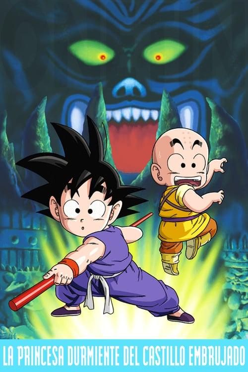 Dragon Ball: La princesa durmiente del castillo embrujado 1987 [Latino – Japones – Ingles] MEDIAFIRE