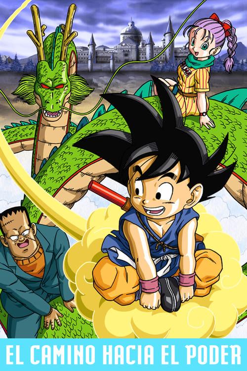 Dragon Ball: El camino hacia el más fuerte 1996 [Latino – Japones – Ingles] MEDIAFIRE