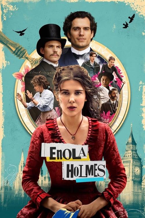 Enola Holmes 2020 [Latino – Ingles] MEDIAFIRE