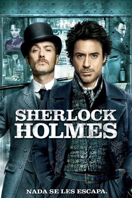 Sherlock Holmes 2009 [Latino – Ingles] MEDIAFIRE