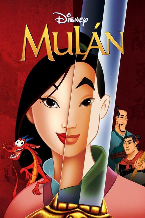Mulan 1998 [Latino – Ingles] MEDIAFIRE