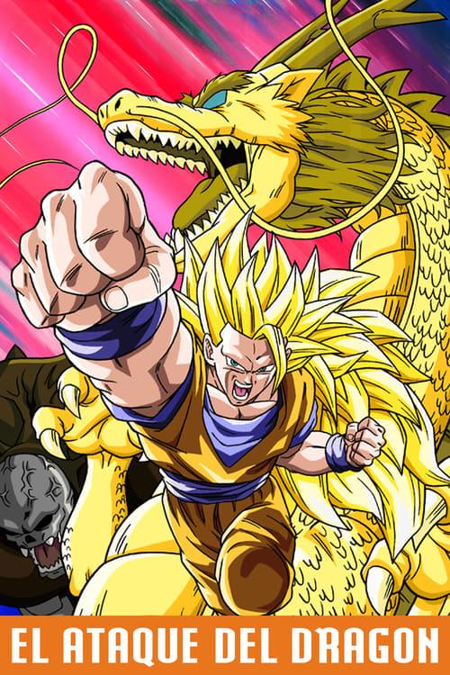 Dragon Ball Z: El Ataque Del Dragón 1995 [Latino – Japones – Ingles] MEDIAFIRE