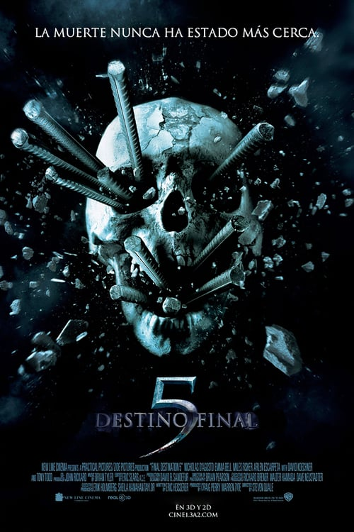 Destino final 5 ´2011´ [Latino – Ingles] MEDIAFIRE