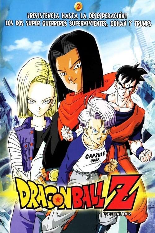 Dragon Ball Z: Los dos Guerreros del Futuro Gohan y Trunks 1993 [Latino – Japones] MEDIAFIRE
