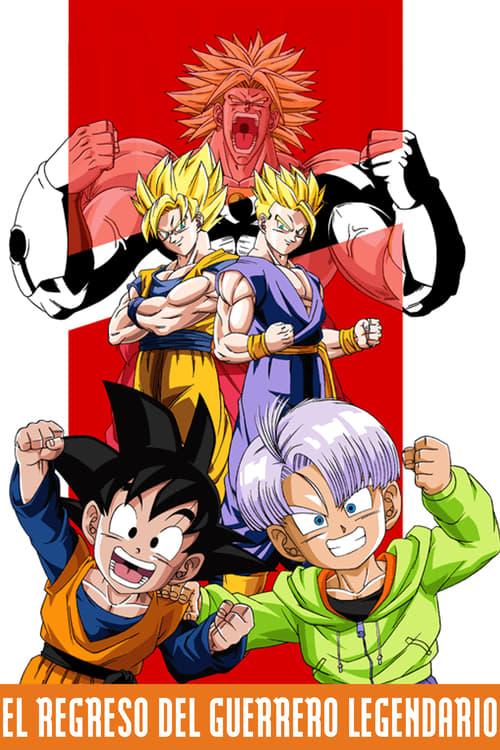 Dragon Ball Z: El Regreso del Guerrero Legendario 1994 [Latino – Japones – Ingles] MEDIAFIRE