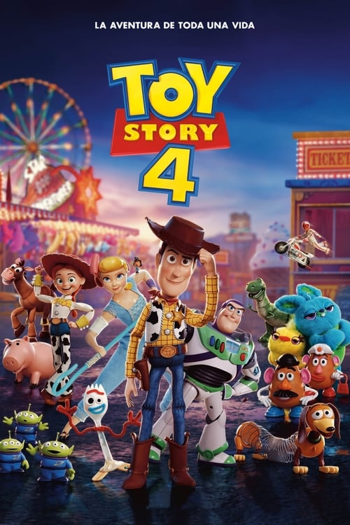 Toy Story 4 ´2019´ [Latino – Ingles] MEDIAFIRE