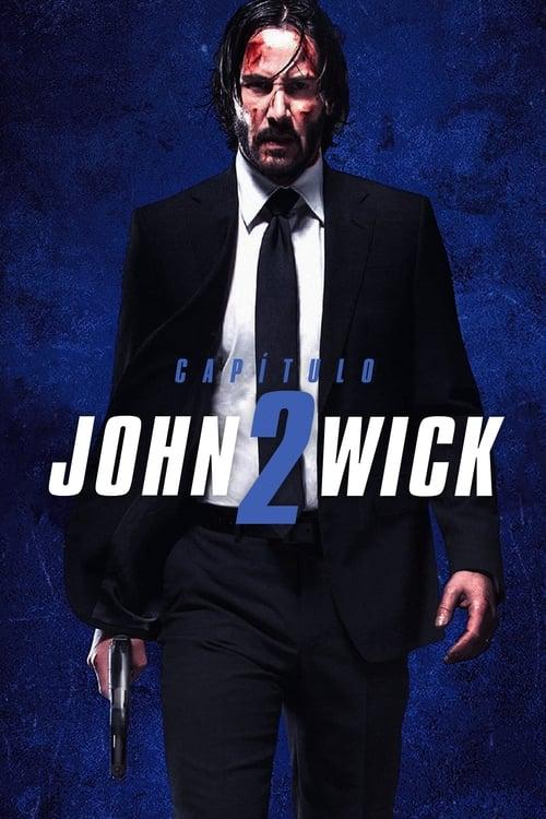 John Wick 2: Un nuevo día para matar 2017 [Latino – Ingles] MEDIAFIRE
