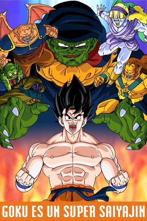 Dragon Ball Z: Goku es un Super Saiyajin 1991 [Latino – Japones – Ingles] MEDIAFIRE