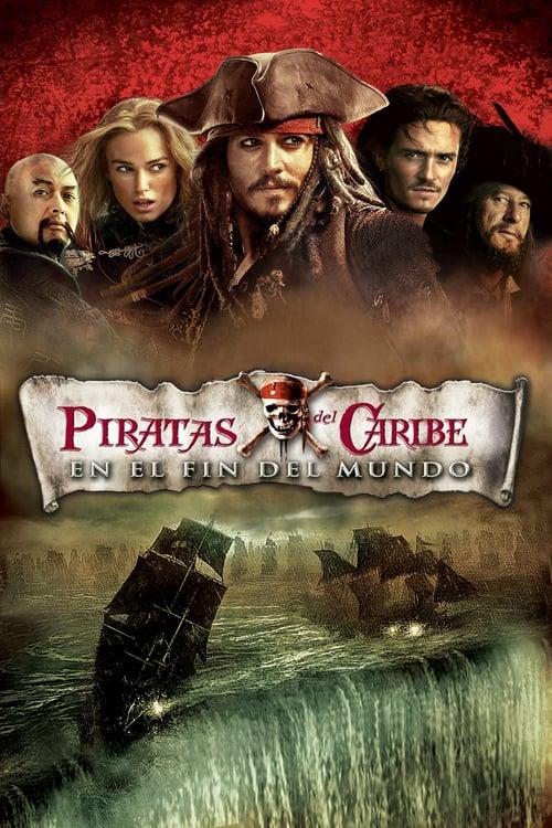 Piratas del Caribe 3: En el Fin del Mundo 2007 [Latino – Ingles] MEDIAFIRE