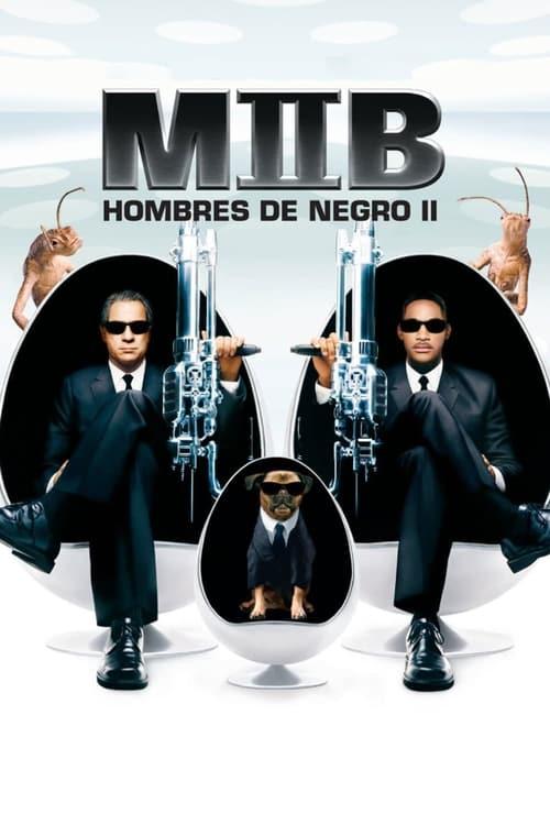 Hombres de negro 2 ´2002´ [Latino – Ingles] MEDIAFIRE