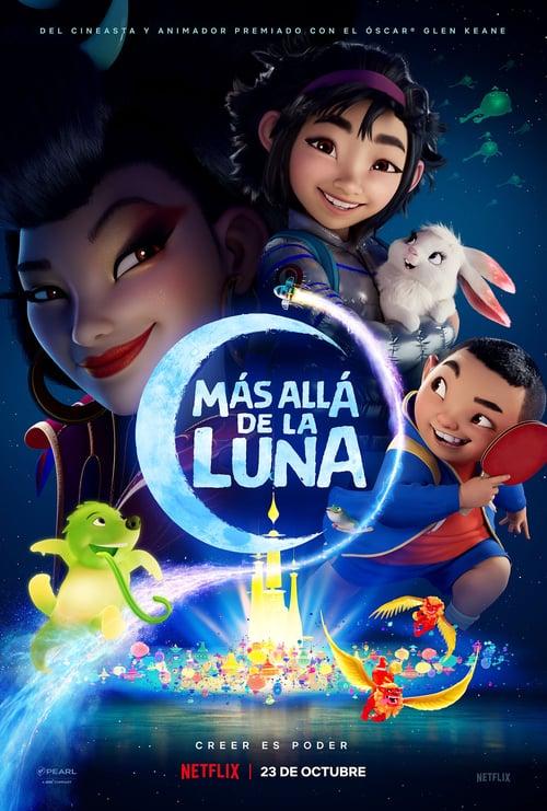 Más allá de la Luna 2020 [Latino – Ingles] MEDIAFIRE
