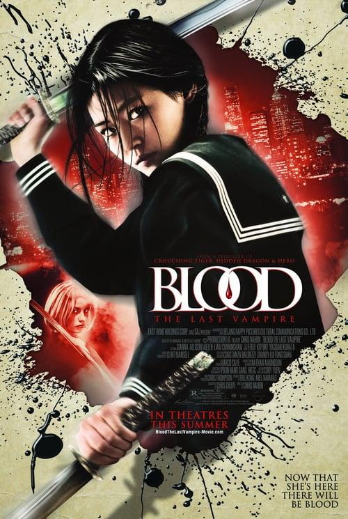 Blood: El último vampiro 2009 [Latino – Ingles] MEDIAFIRE