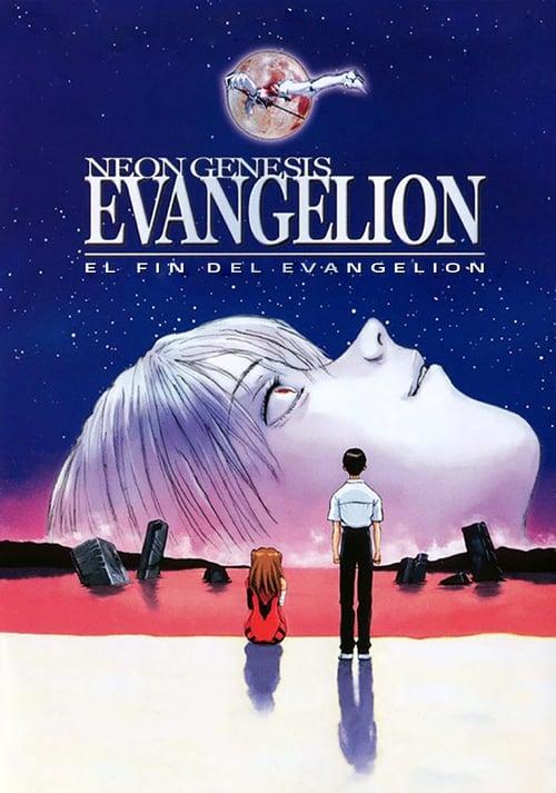 Neon Genesis Evangelion: El fin de Evangelion 1997 [Latino – Japones] MEDIAFIRE