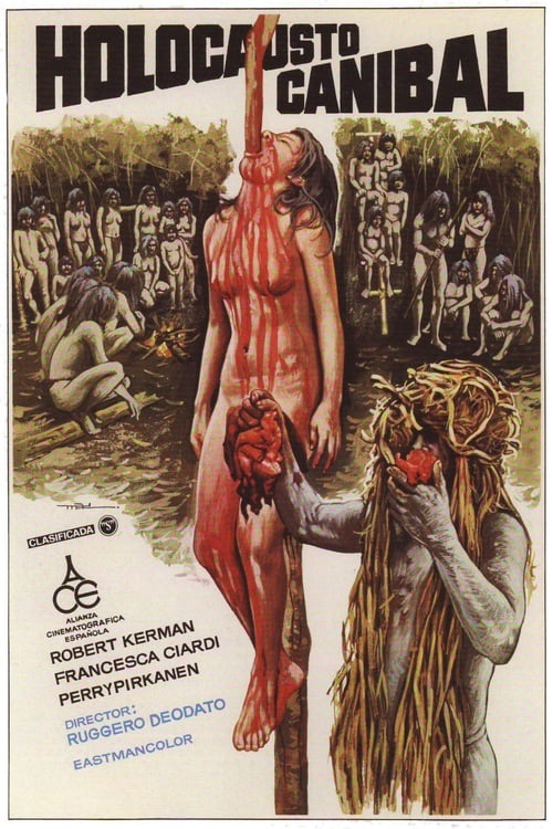 Holocausto Caníbal 1980 [Castellano – Italiano] MEDIAFIRE
