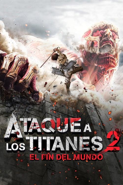 Ataque a los Titanes 2: El fin del mundo 2015 [Castellano – Japones] MEDIAFIRE