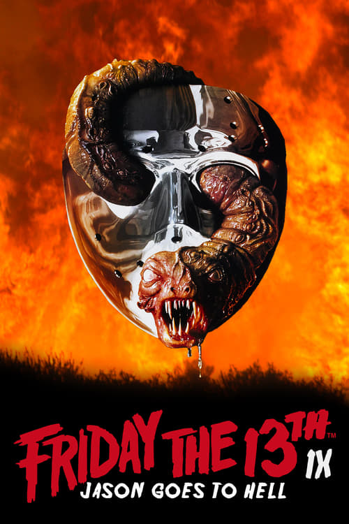 Viernes 13: Parte 9 – Jason se va al infierno 1993 [Latino – Ingles] MEDIAFIRE