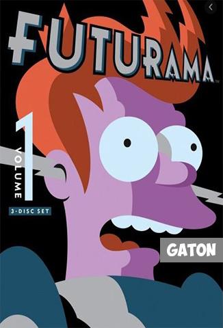 Futurama TEMPORADA 1 [Latino – Ingles] MEDIAFIRE
