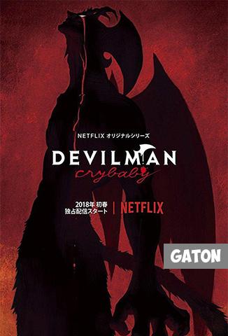 Devilman Crybaby TEMPORADA 1 [Latino – Japones – Ingles] MEDIAFIRE