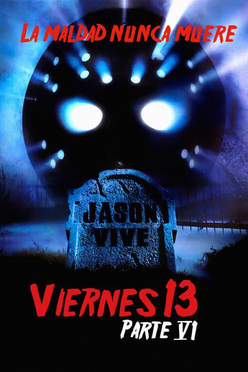 Viernes 13: Parte 6 – Jason vive 1986 [Latino – Ingles] MEDIAFIRE