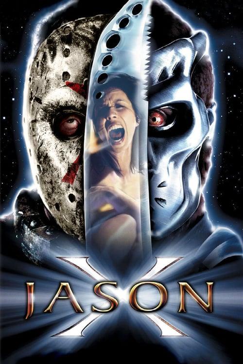 Viernes 13: Parte 10 – Jason X 2001 [Latino – Ingles] MEDIAFIRE