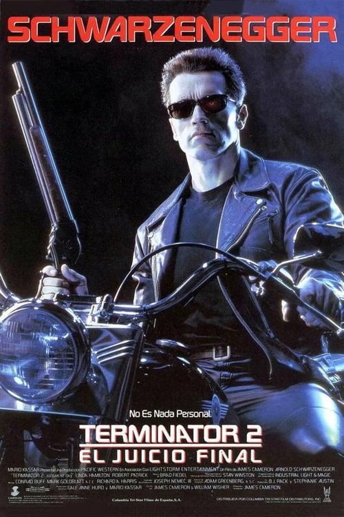 Terminator 2: Juicio Final 1991 [Latino – Ingles] MEDIAFIRE
