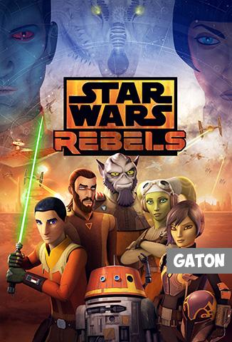 Star Wars Rebels TEMPORADA 3 [Latino – Ingles] MEDIAFIRE