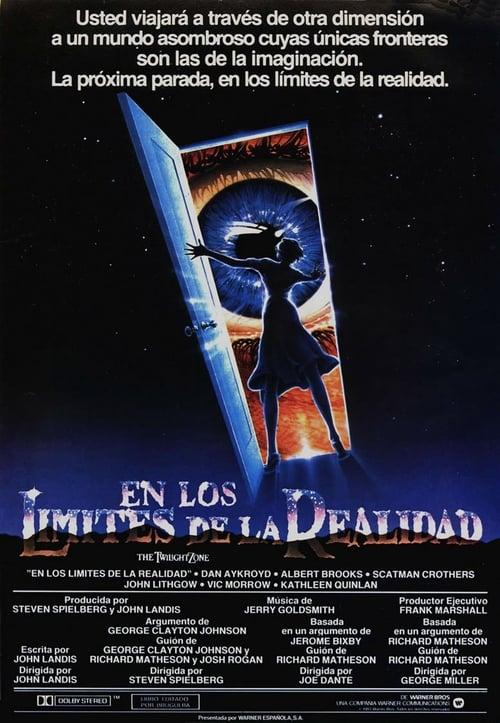 La Dimensión Desconocida 1983 [Latino – Ingles] MEDIAFIRE